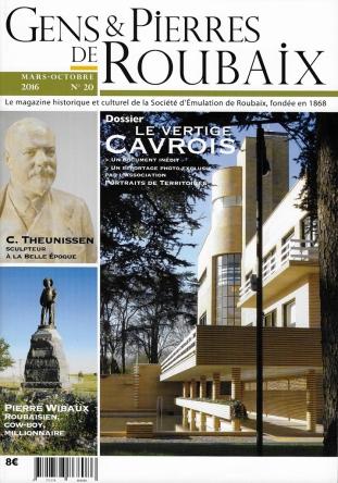 Gens & Pierres de Roubaix - n°20 - Mars-Octobre 2016